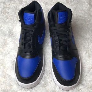 Nike Shoes - NWOT Nike Blue Ebernon Mid AQ1773001